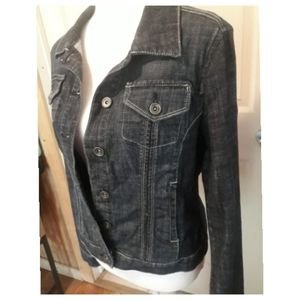 Guess Jacket Jean Large
